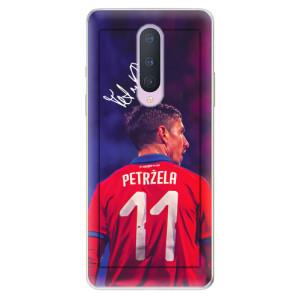 Silikonový kryt iSaprio - FCVP Petržela Milan 11 na mobil OnePlus 8
