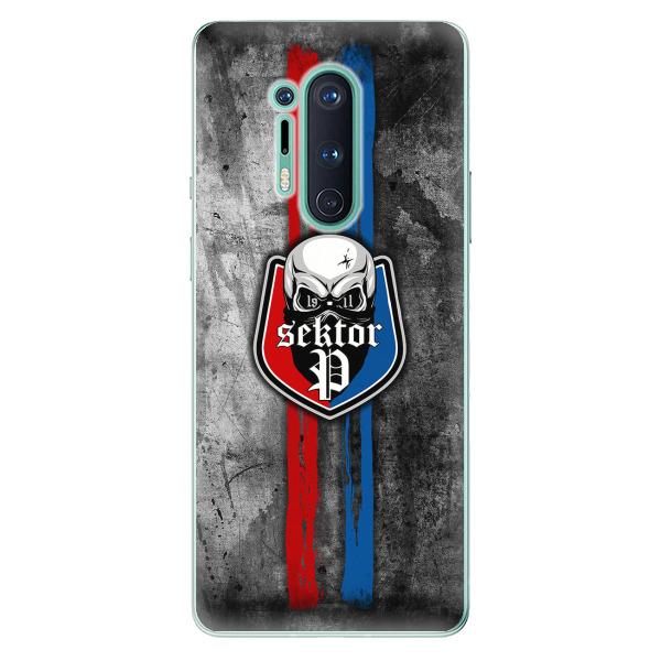 Silikonové pouzdro - FCVP - Lebka na mobil OnePlus 8 Pro