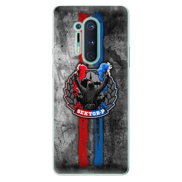 Silikonové pouzdro - FCVP - Fanatik na mobil OnePlus 8 Pro