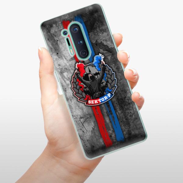 Odolné silikonové pouzdro iSaprio - FCVP - Fanatik na mobil OnePlus 8 Pro