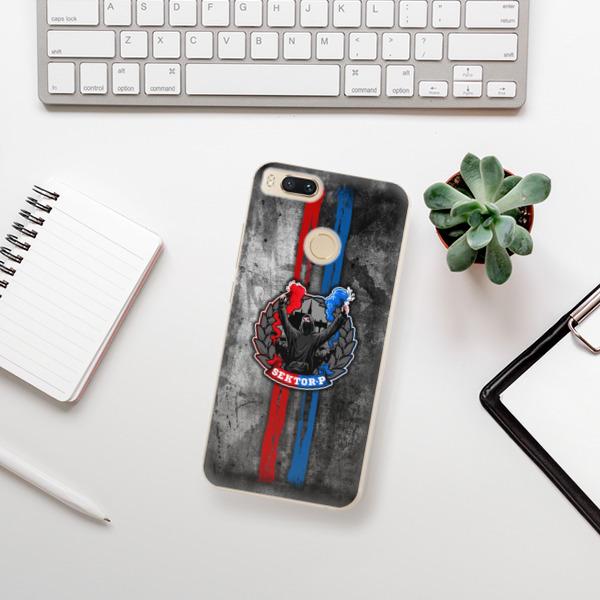 Odolné silikonové pouzdro iSaprio - FCVP - Fanatik na mobil Xiaomi Mi A1