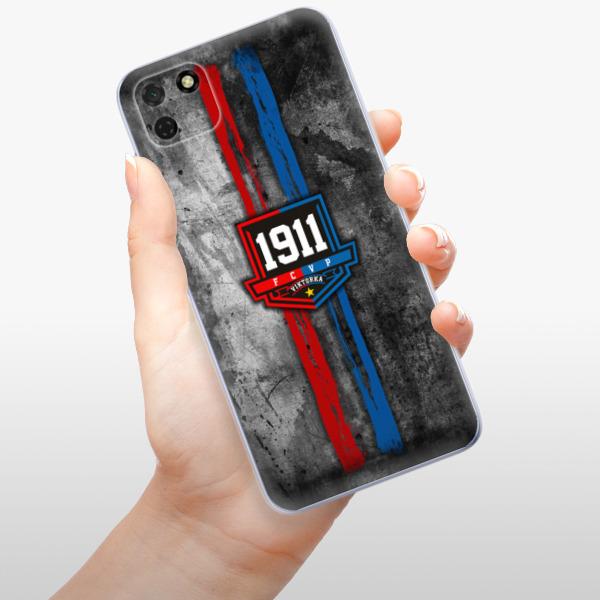 Odolné silikonové pouzdro iSaprio - FCVP - Erb na mobil Huawei Y5p