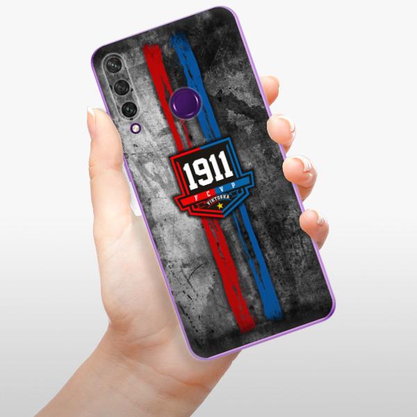 Odolné silikonové pouzdro iSaprio - FCVP - Erb na mobil Huawei Y6p