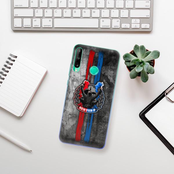 Odolné silikonové pouzdro iSaprio - FCVP - Fanatik na mobil Huawei P40 Lite E