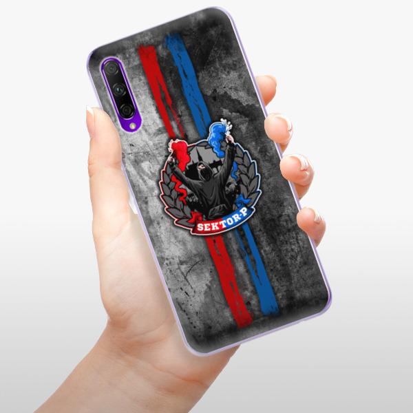 Odolné silikonové pouzdro iSaprio - FCVP - Fanatik na mobil Honor 9X Pro