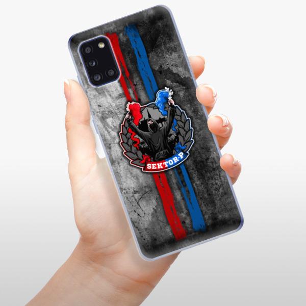 Odolné silikonové pouzdro iSaprio - FCVP - Fanatik na mobil Samsung Galaxy A31