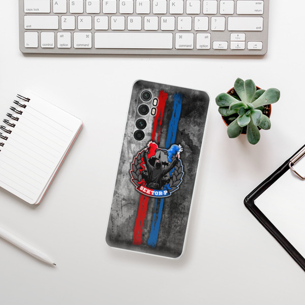 Odolné silikonové pouzdro iSaprio - FCVP - Fanatik na mobil Xiaomi Mi Note 10 Lite