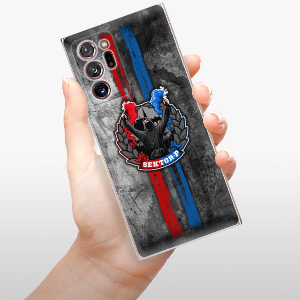Odolné silikonové pouzdro iSaprio - FCVP - Fanatik na mobil Samsung Galaxy Note 20 Ultra