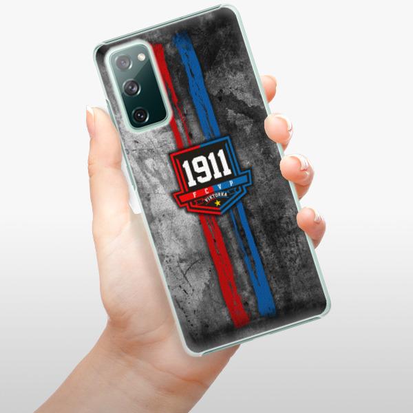 Plastové pouzdro iSaprio - FCVP - Erb na mobil Samsung Galaxy S20 FE