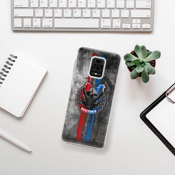Plastové pouzdro iSaprio - FCVP - Fanatik na mobil Xiaomi Redmi Note 9 Pro / Note 9S