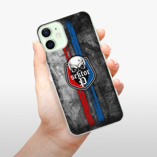 Plastové pouzdro iSaprio - FCVP - Lebka na mobil Apple iPhone 12 mini