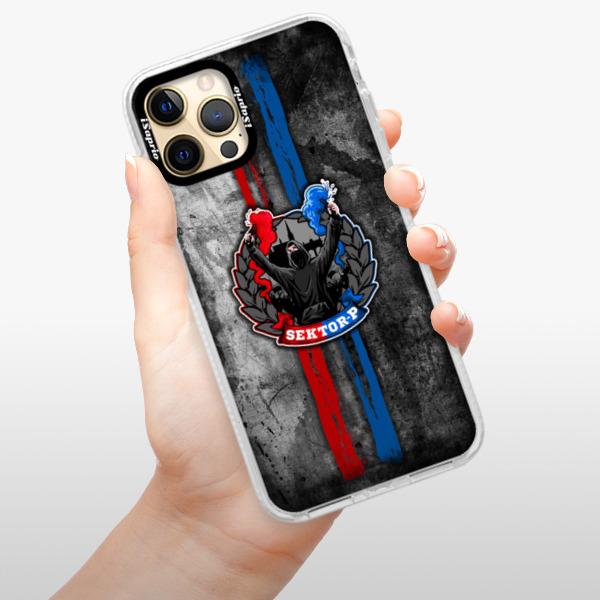 Silikonové pouzdro Bumper iSaprio - FCVP - Fanatik na mobil Apple iPhone 12 Pro
