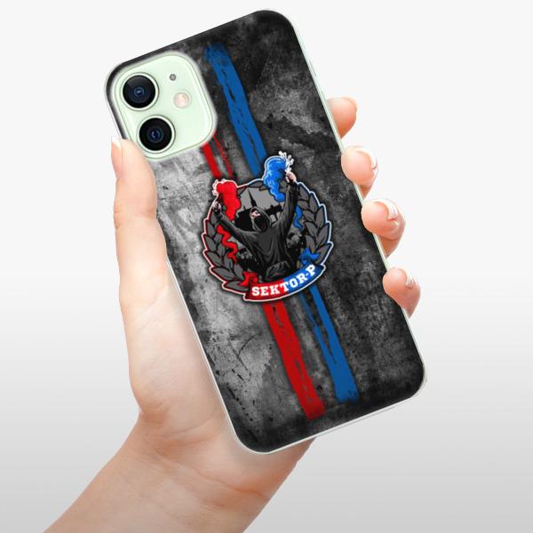 Odolné silikonové pouzdro iSaprio - FCVP - Fanatik na mobil Apple iPhone 12