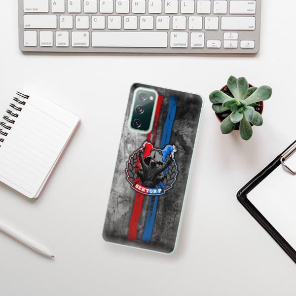 Odolné silikonové pouzdro iSaprio - FCVP - Fanatik na mobil Samsung Galaxy S20 FE