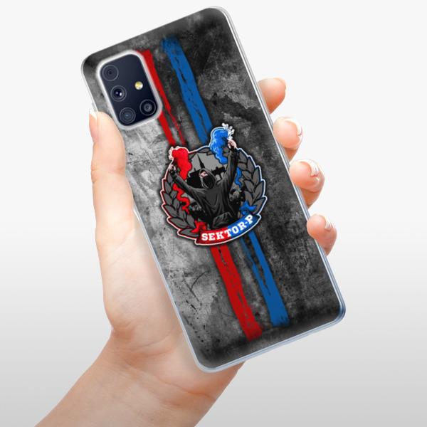 Odolné silikonové pouzdro iSaprio - FCVP - Fanatik na mobil Samsung Galaxy M31s