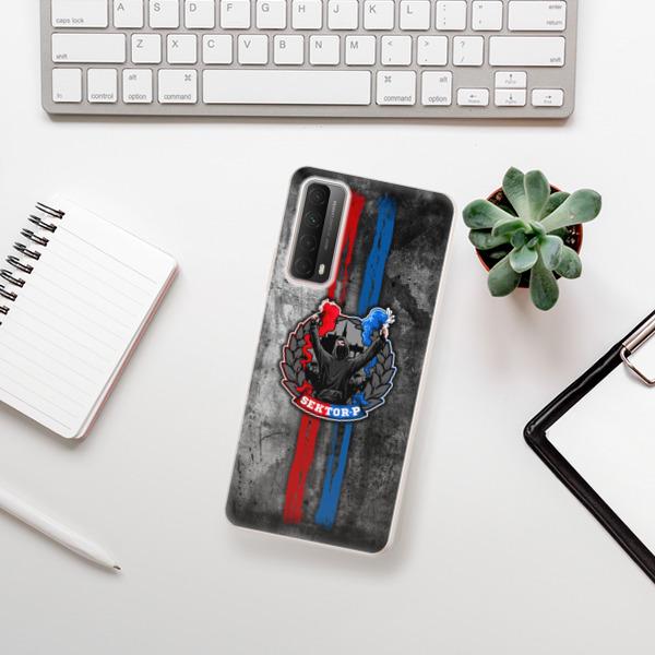 Odolné silikonové pouzdro iSaprio - FCVP - Fanatik na mobil Huawei P Smart 2021
