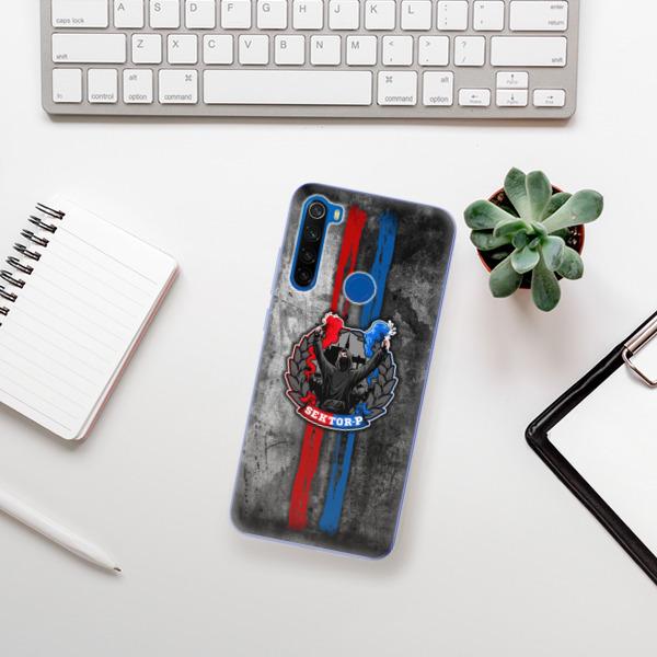 Odolné silikonové pouzdro iSaprio - FCVP - Fanatik na mobil Xiaomi Redmi Note 8T