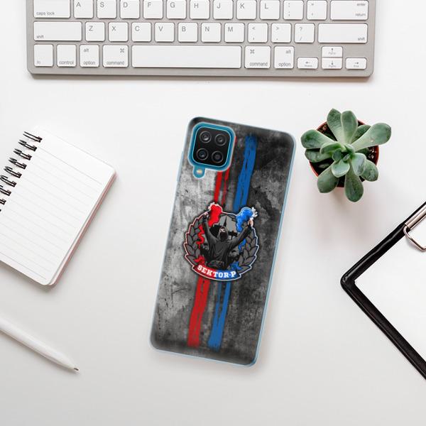 Odolné silikonové pouzdro iSaprio - FCVP - Fanatik na mobil Samsung Galaxy A12