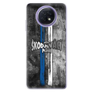 Odolné silikonové pouzdro iSaprio - Škodovácí - Silver na mobil Xiaomi Redmi Note 9T 5G
